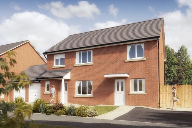 Thumbnail Semi-detached house for sale in Windermere Road, Manchester