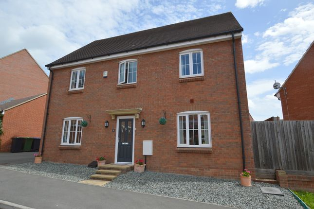 Thumbnail Detached house for sale in Goldfinch Road, Melksham