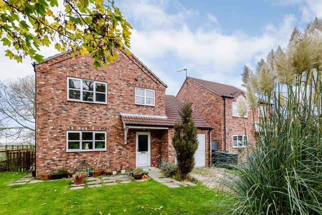 Thumbnail Detached house for sale in Fletchers Way, Lincoln, Lincolnshire