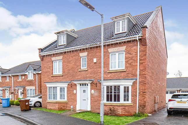 Thumbnail Detached house for sale in Rivelin Park, Kingswood, Hull, East Yorkshire