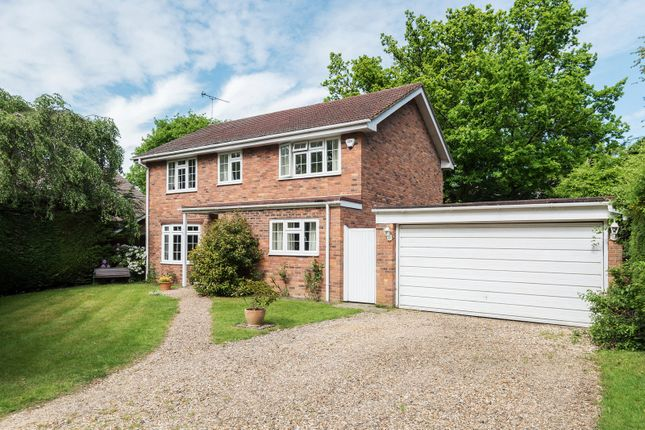 Thumbnail Detached house for sale in The Limes, Horsell, Woking