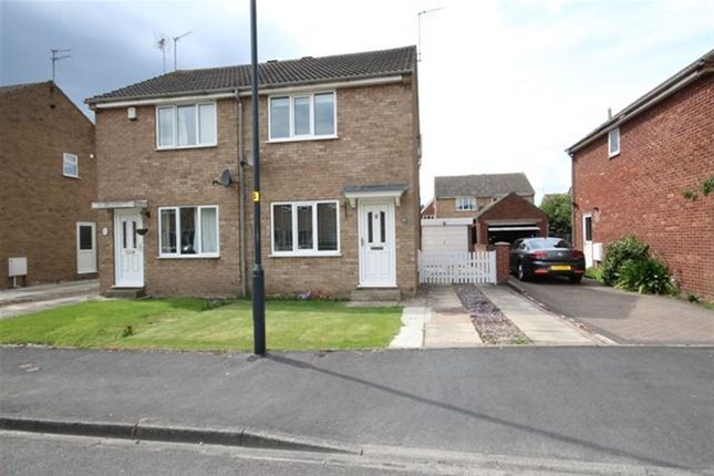 Thumbnail Semi-detached house to rent in Ryedale Way, Selby
