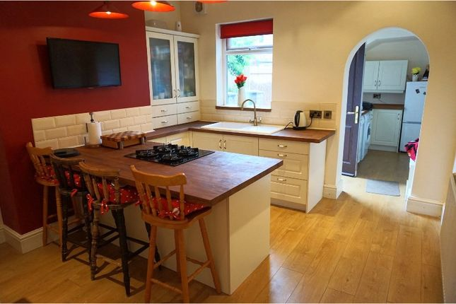 3 bed end terrace house for sale in Victor Street, Sheffield