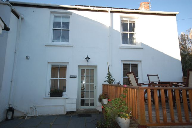 2 bed semi-detached house to rent in St Mary's Hill, Tenby, Tenby, Pembrokeshire