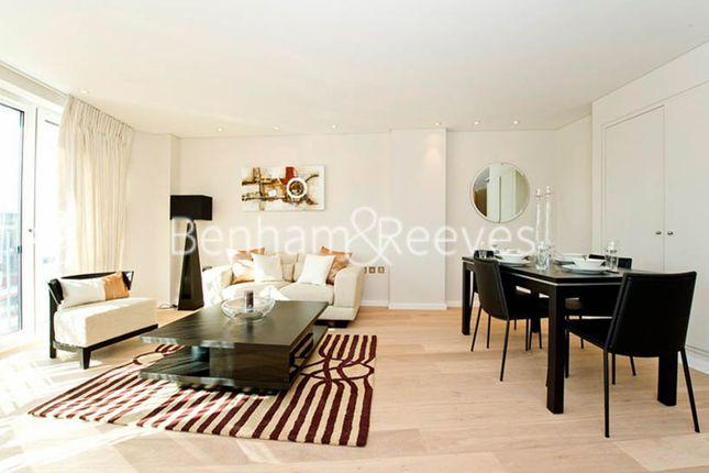 Thumbnail Flat to rent in Kensington Church Street, Kensington