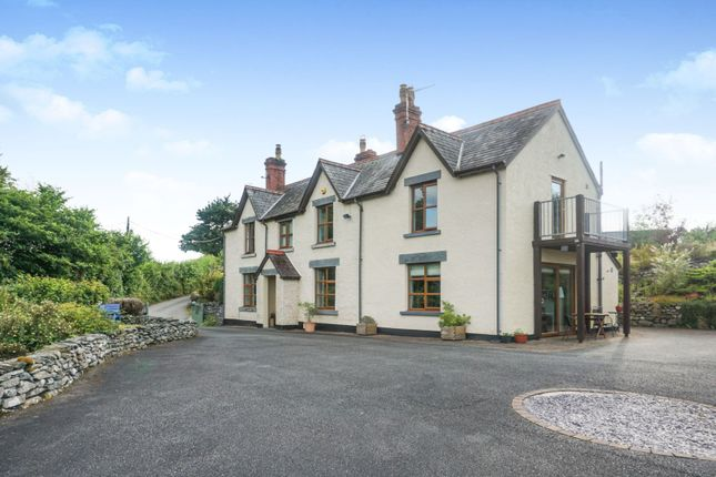Thumbnail Semi-detached house for sale in Cynwyd, Corwen