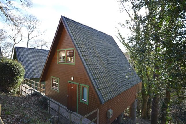 Detached house for sale in Finlake Holiday Park, Chudleigh, Devon