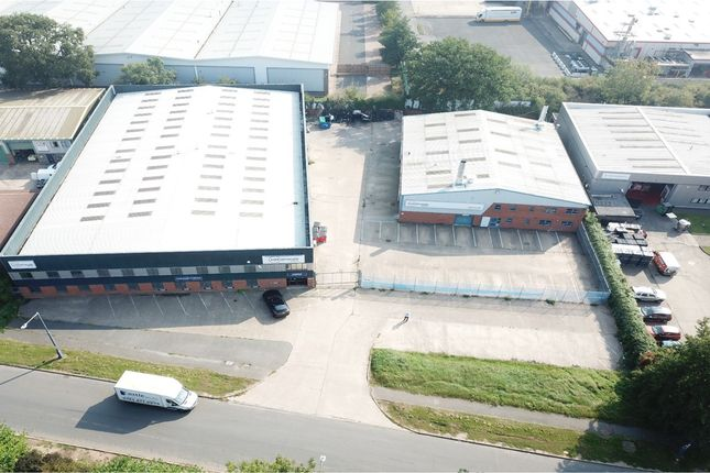 Thumbnail Industrial for sale in Hawkes Drive, Warwick
