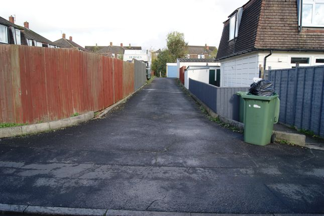 R030 Insert of Garages Rear Of St. Marys Road, Frome, Somerset BA11