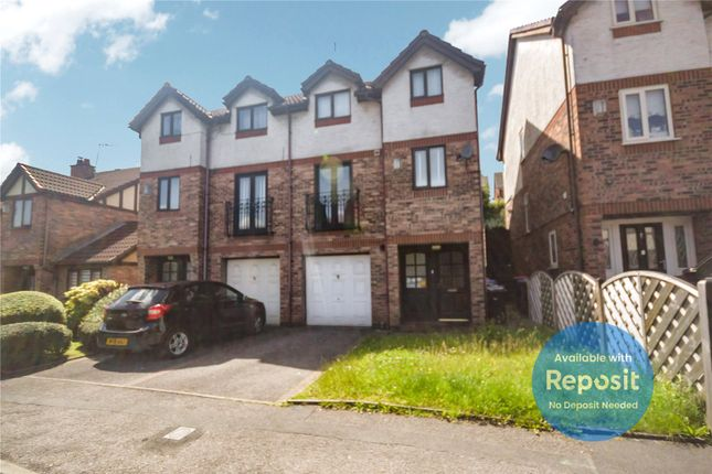 Thumbnail Property to rent in Border Brook Lane, Boothstown, Worsley