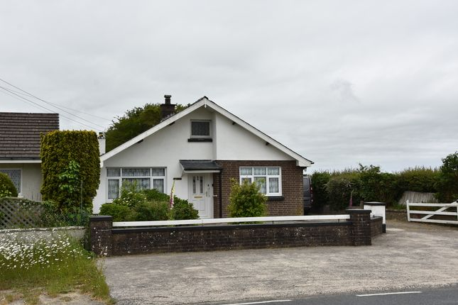 Thumbnail Detached bungalow for sale in Beulah, Newcastle Emlyn