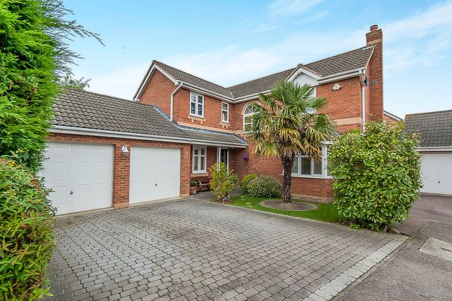 Thumbnail Detached house for sale in Alvis Drive, Yaxley, Peterborough
