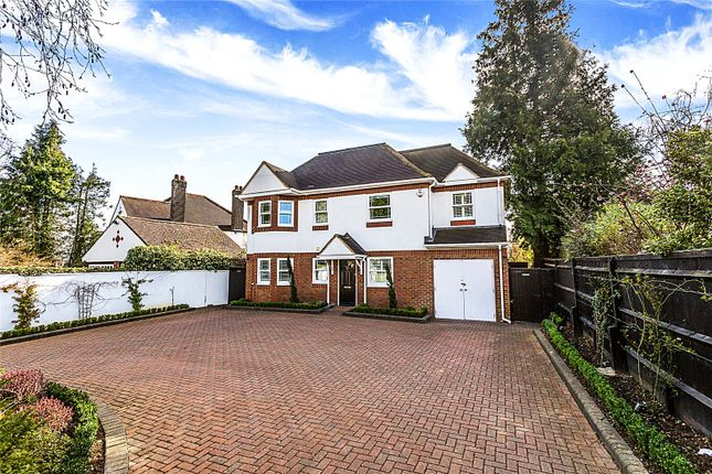 Thumbnail Detached house for sale in The Ridgeway, Stanmore, Middlesex