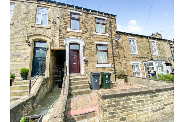 Thumbnail Terraced house for sale in Princeville Street, Bradford