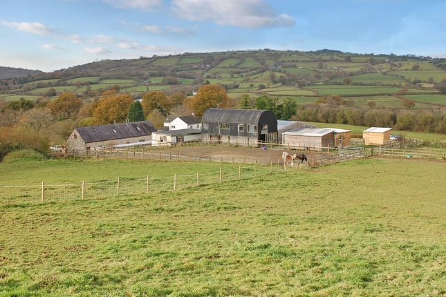 Thumbnail Farmhouse for sale in Cwmdu, Llandeilo