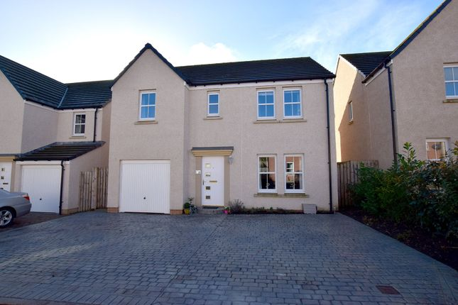 Thumbnail Detached house for sale in Stable Gardens, Galashiels