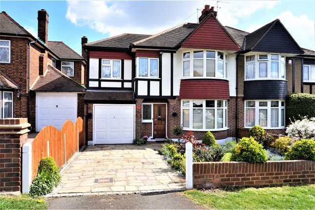 Thumbnail Semi-detached house for sale in Forest Edge, Buckhurst Hill