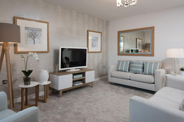 "Thumbnail Detached house for sale in ""Scalford"" at Hollygate Lane, Cotgrave, Nottingham"
