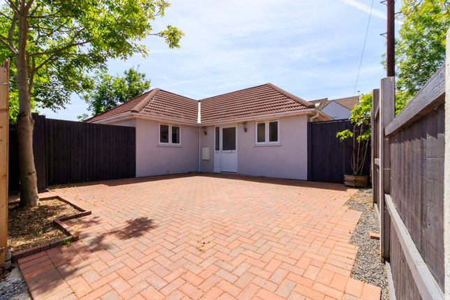 Thumbnail Bungalow for sale in Appledore Close, Romford