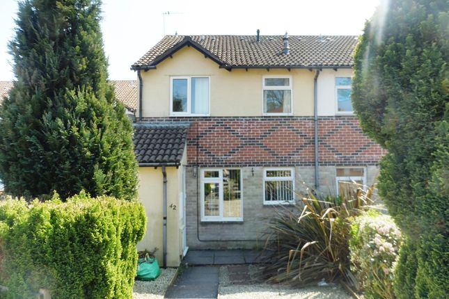 Thumbnail Property to rent in Warwick Orchard Close, Honicknowle, Plymouth