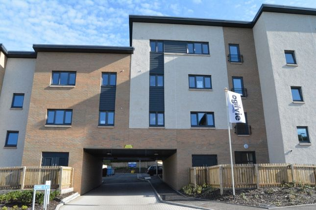 Thumbnail Flat for sale in Forbes Place, Helix Rise, Laurieston, Falkirk