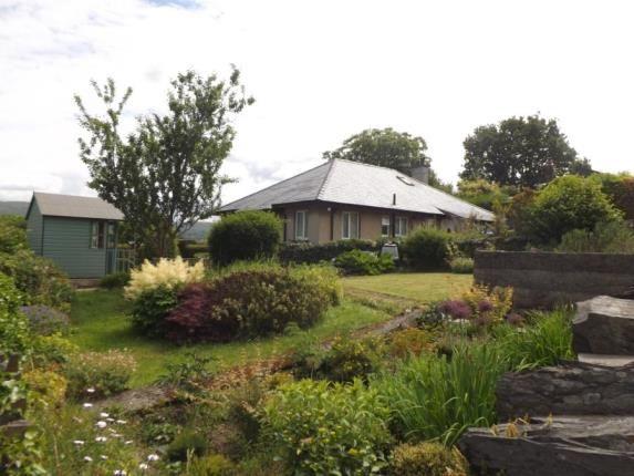 Thumbnail Detached house for sale in Bryniau Hendre, Penrhyndeudraeth, Gwynedd