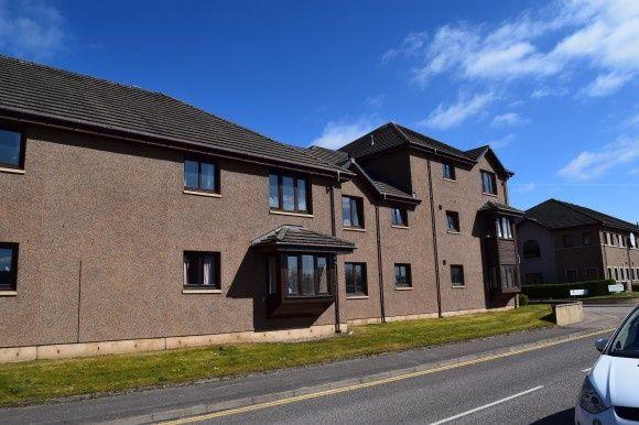 Thumbnail Flat to rent in South Park Court, Darliston, Moray, Elgin