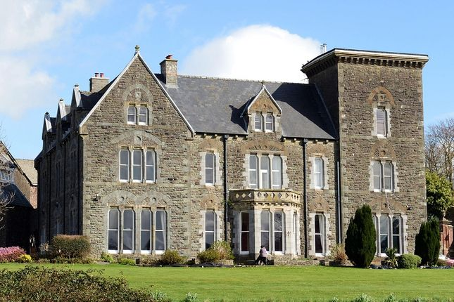 Thumbnail Detached house for sale in Coomb Mansion Llangynog, Carmarthen, Carmarthenshire.