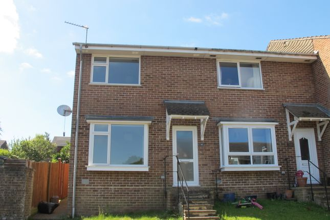 Thumbnail Semi-detached house to rent in Mantell Close, Lewes