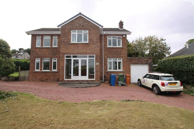Thumbnail Detached house to rent in Milngavie Road, Bearsden, Glasgow