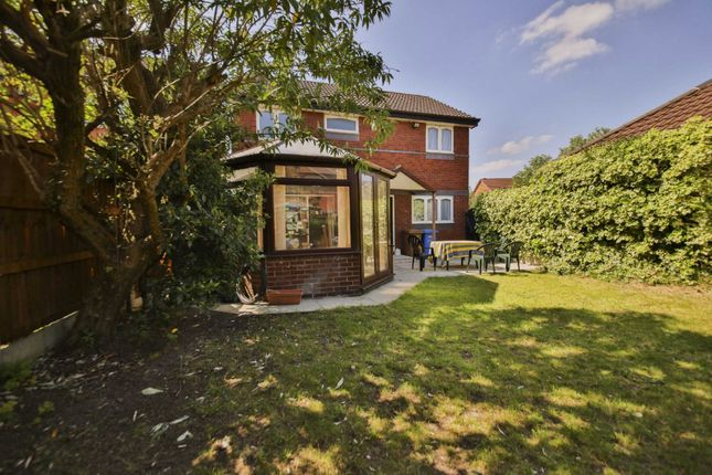 Thumbnail Detached house to rent in The Gateways, Swinton, Manchester