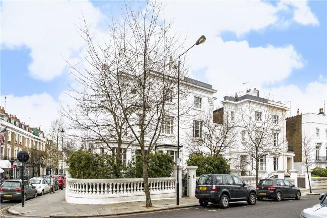 Thumbnail Terraced house to rent in Chepstow Crescent, Notting Hill Gate