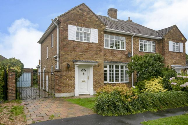 Thumbnail Property for sale in Randalls Drive, Hutton, Brentwood