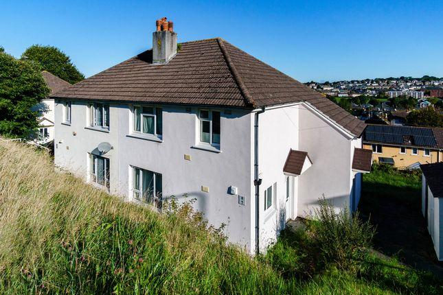 Thumbnail Flat for sale in Landulph Gardens, St Budeaux, Plymouth