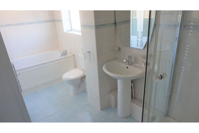 Bathroom of Mossville Road, Liverpool L18
