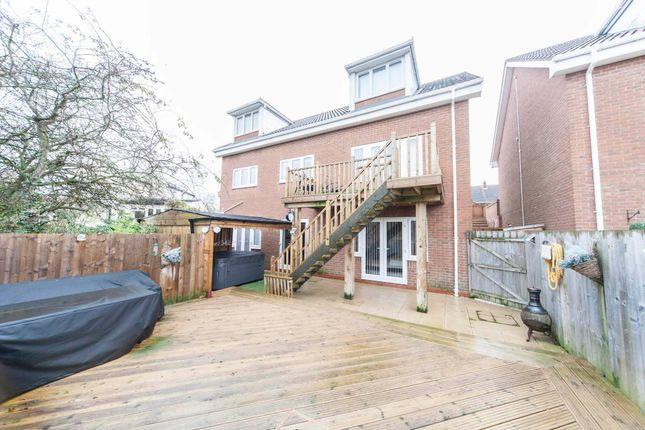 Thumbnail Detached house for sale in Hartville Road, Hartlepool