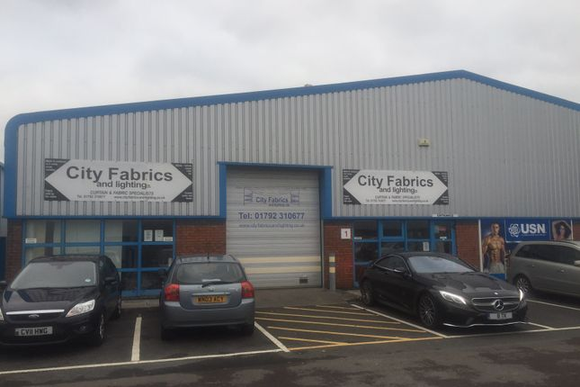 Thumbnail Retail premises to let in St Davids Road Industrial Estate, Swansea