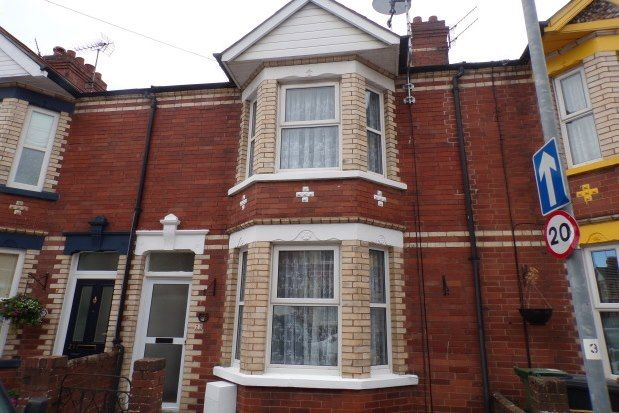 Thumbnail Property to rent in Shaftesbury Road, Exeter