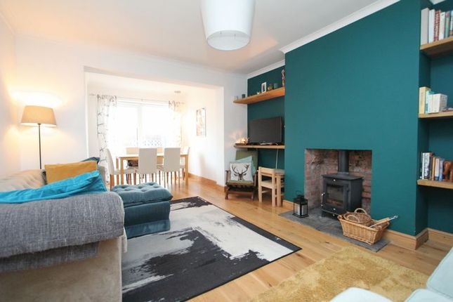 Thumbnail Semi-detached house for sale in Merioneth Place, Barry