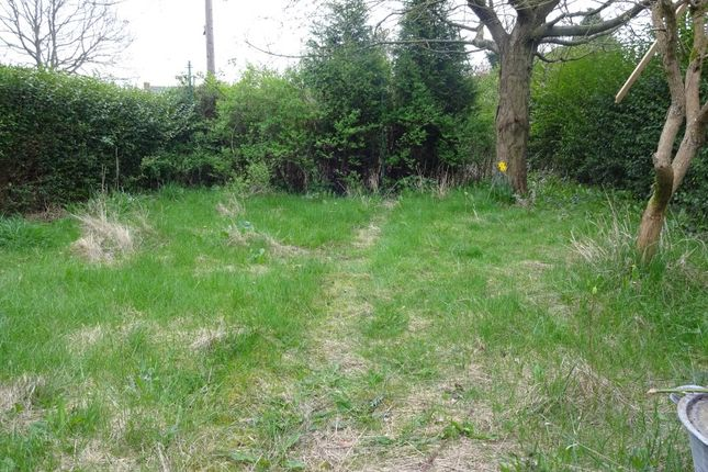 Land for sale in Gladstone Street, Ibstock, Leicestershire