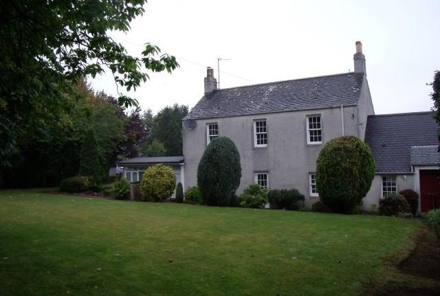 Thumbnail Detached house to rent in Backmuir Of Liff, Dundee
