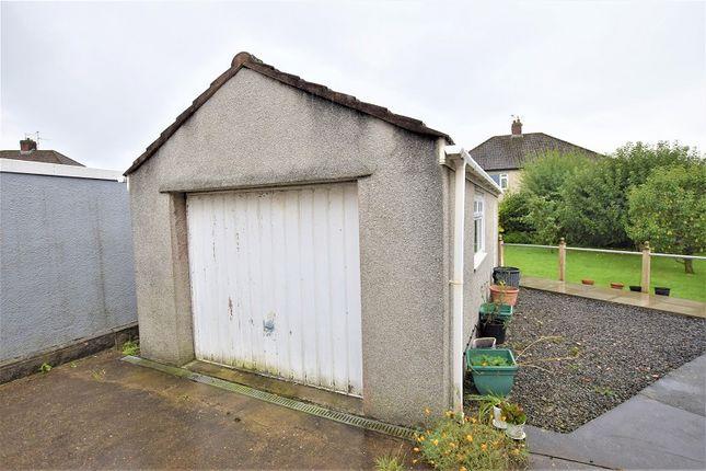 Detached Garage of Lon-Y-Nant, Rhiwbina, Cardiff. CF14