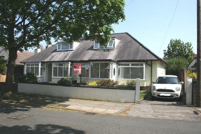 Thumbnail Semi-detached bungalow for sale in Garden Lane, Fazakerley, Liverpool