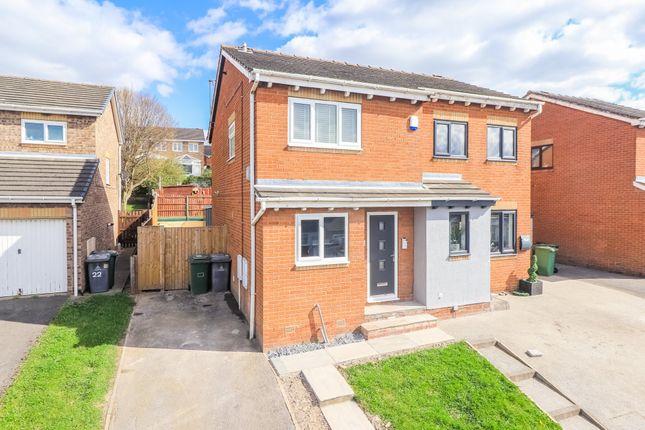 3 bed semi-detached house for sale in Heath Road, Dewsbury WF12