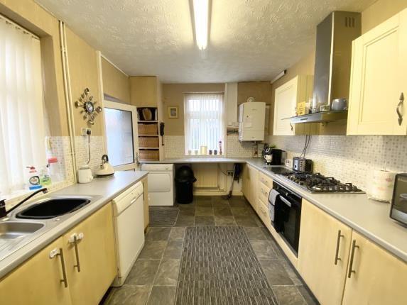 Kitchen of Bryn Garmon, Mold, Flintshire CH7