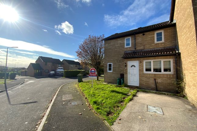 Thumbnail End terrace house for sale in Lilac Drive, Llantwit Fardre, Pontypridd