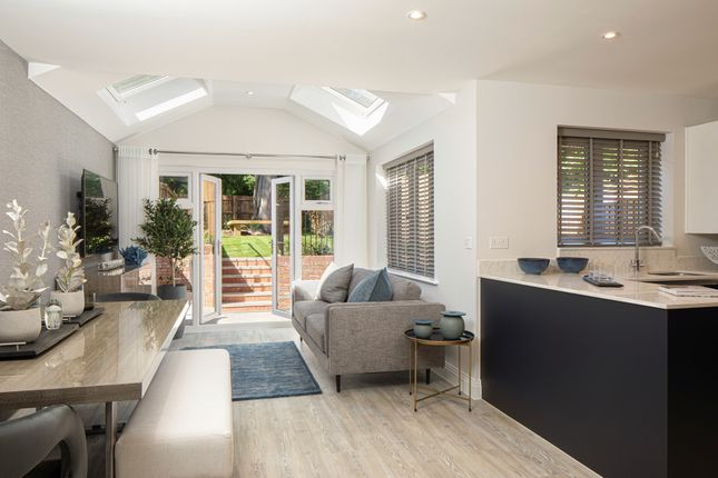 """Thumbnail Detached house for sale in """"Hunsley ? Detached"""" at Stonehill Road, Ottershaw, Chertsey"""