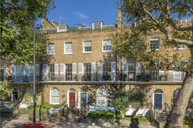 Thumbnail End terrace house to rent in Hamilton Terrace, London
