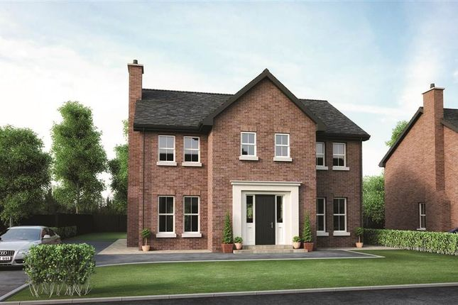 4 bed detached house for sale in 24, Drumlin View, Dromore