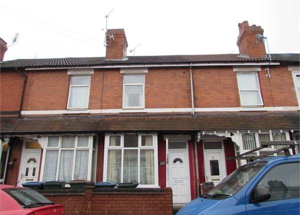 Harley Street Coventry West Midlands Cv2 4 Bedroom